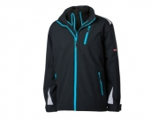 Funktionsjacke 3 in 1 Black/Turquoise